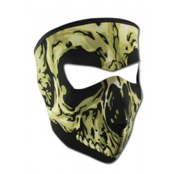 ZAN Neoprene SKELETON MASK