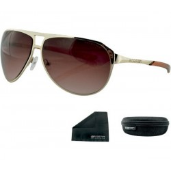 GAFAS BOBSTER STREET GOLD/BROWN