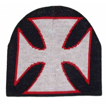 gorro-de-lana-black-white-cross