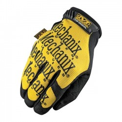GLOVES MECHANIX ORIGINAL YELLOW