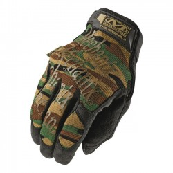 GLOVES MECHANIX ORIGINAL CAMO