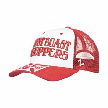 CAP WEST COAST LOGO TRACKERS