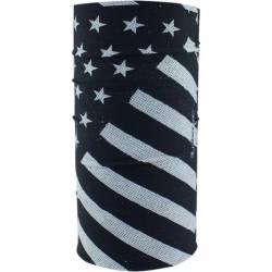 BRAGA MULTIFUNCIONAL BLACK & WHITE FLAG