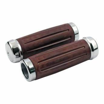 punos-riverside-chrome-brown-sin-cana-de-acelerador