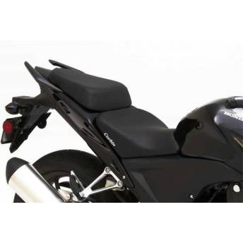 two piece corbin seat honda nc 700 x 12 13 corbin spaciobiker  at bayanpartner.co