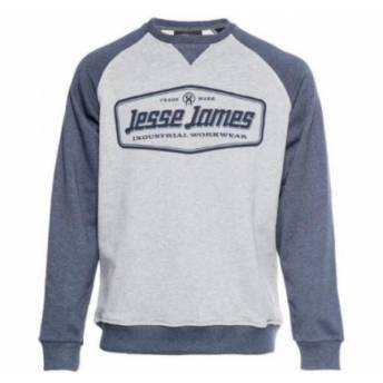 SUDADERA JESSE JAMES WORKWEAR