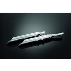 ESCAPE YAMAHA XVS650 DRAG STAR/CLASSIC '03-UP SLASHCUT EXTREME