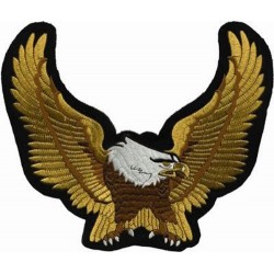 EAGLE PATCH SWOOPING 22.8 x 27.9 cm