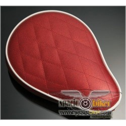 ASIENTO SOLO CHARCOAL BOOM RED