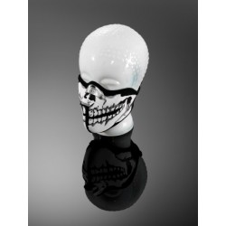 NEOPRENE MASK SKULL MAN
