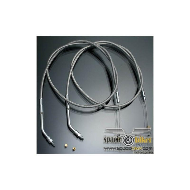 Cable de acero trenzado acelerador harley davidson for Cable de acero precio
