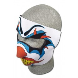 ZAN Neoprene MASK CLOWN