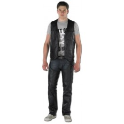 CHROME CUSTOM LEATHER VEST