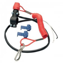 ELECTRICAL SAFETY SWITCH 22 MM.
