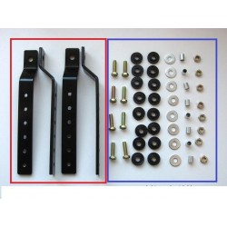 SADDLEBAG SUPPORT KIT UNIVERSAL RIGID