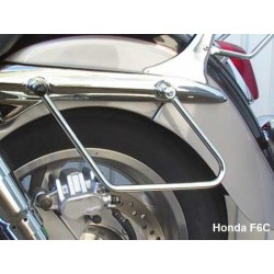 VT750DC SADDLEBAG SUPPORT HONDA BLACK WIDOW