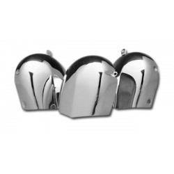 HARLEY CHROME HORN COVER OTHER MODELS