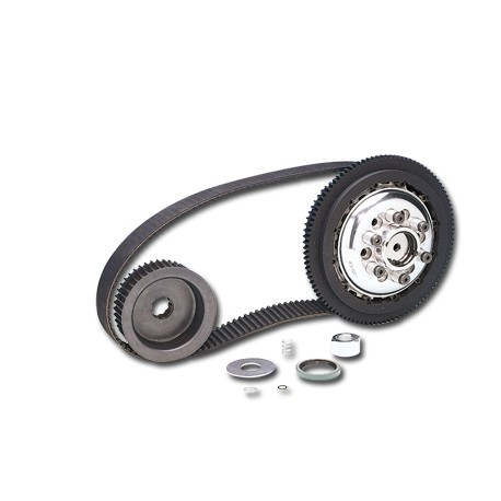 8MM DRIVE BELT KIT HARLEY SOFTAIL 86-89
