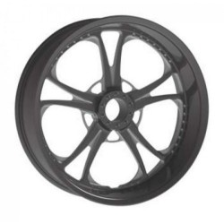 "SOLID TIRE REVTECH MIDNIGHT T-5 17 ""X 6.25"""