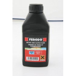 BRAKE FLUID DOT-4 FERODO