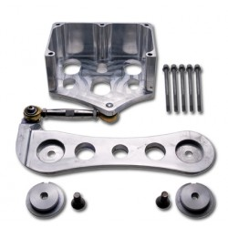 CHASSIS STABILIZER REV TECH SATIN HARLEY FLH / FLT 93-08
