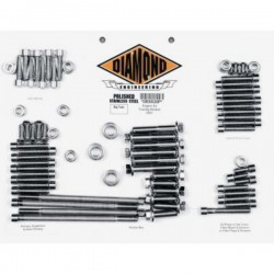 12-POINT SCREWS KIT HARLEY DAVIDSON FXD 06-13