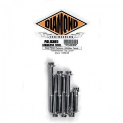 PRIMARY COVER SCREW KIT HARLEY SOFTAIL 12 points, FXR, FLT, 87-