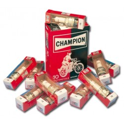CHAMPION SPARK PLUS COPPER HARLEY EVOLUTION 883cc 86-03