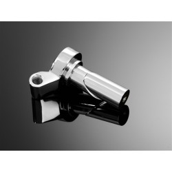 SUPPORT FOR END BAR MIRROR AND HANDLE 25.4MM 22MM