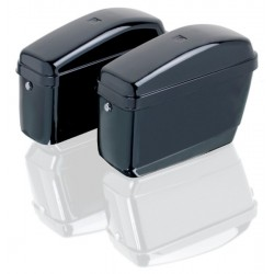 DELUXE MINI RIGID SADDLEBAGS