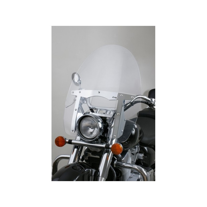 Windschild Puig Highway Yamaha XVS 650 Drag Star 96-03