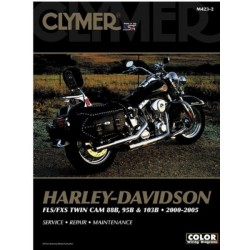 REPAIR MANUAL 88 HARLEY DAVIDSON TWIN CAM SOFTAIL 00-05