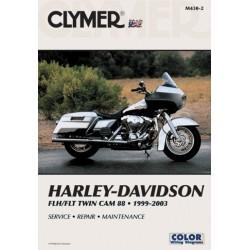 MANUAL REPARACION HARLEY DAVIDSON TWIN CAM 88 TOURING 99-05