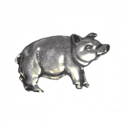 PIN FAT HOG PIG
