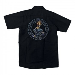 CAMISA LETHAL THREAT V-TWIN PIN-UP