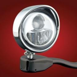 "FARO LED AUXILIARY visored 3 1/2 ""UNIVERSAL"