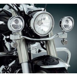 KIT FAROS AUXILIARES LED ELLIP SUZUKI VL800/C800 01-UP