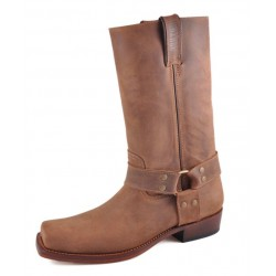 BOTAS CRAZY OLD SADALE MARRON