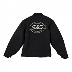 JACKET S & S MECHANIC LOGO