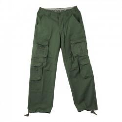 pantalon-fostex-stone-washed-work-pants-green