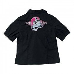 CAMISA LETHAL THREAT GIRL SKULL