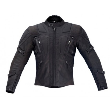 ALEX ORIGINALS TUIL CORDURA JACKET BLACK