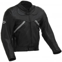 CHAQUETA PIEL ALEX ORIGINALS SNAKE
