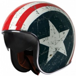 REBEL HELMET JET ORIGINE SPRINT STAR