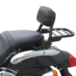 LOW BACK WITH BLACK GRILL DAELIM VT 125