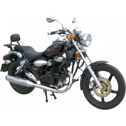 25MM MOTOR DEFENSE KYMCO 125 ZING II DARKSIDE