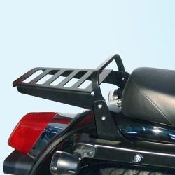 BLACK GRILL rack topcases KYMCO 125 ZING II DARKSIDE