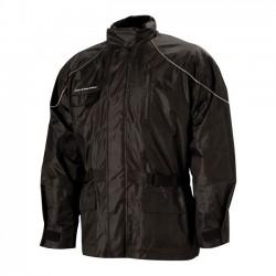 NELSON-drysuit BLACK ASTON RIGG
