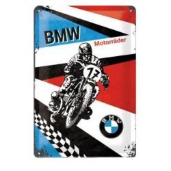PLATE GARAGE BMW MOTORBIKES