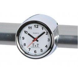 T & T HANDLE CLOCK II
